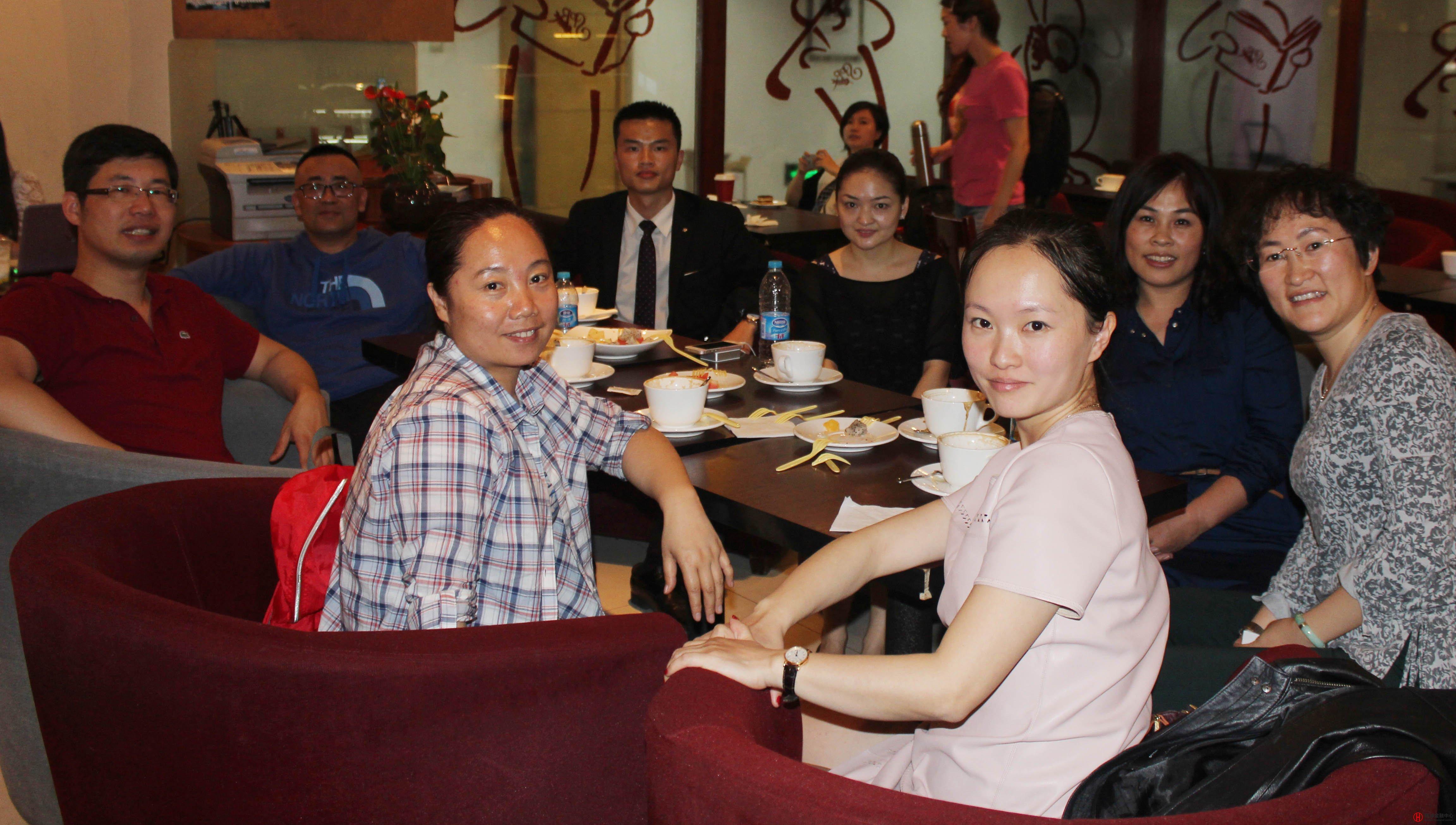 张泽华老师于清华大学