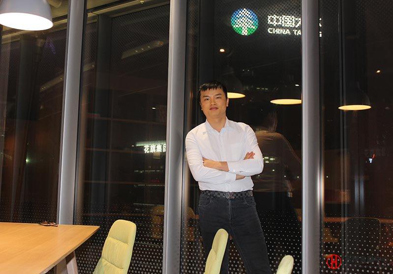 张泽华老师于上海中心大厦