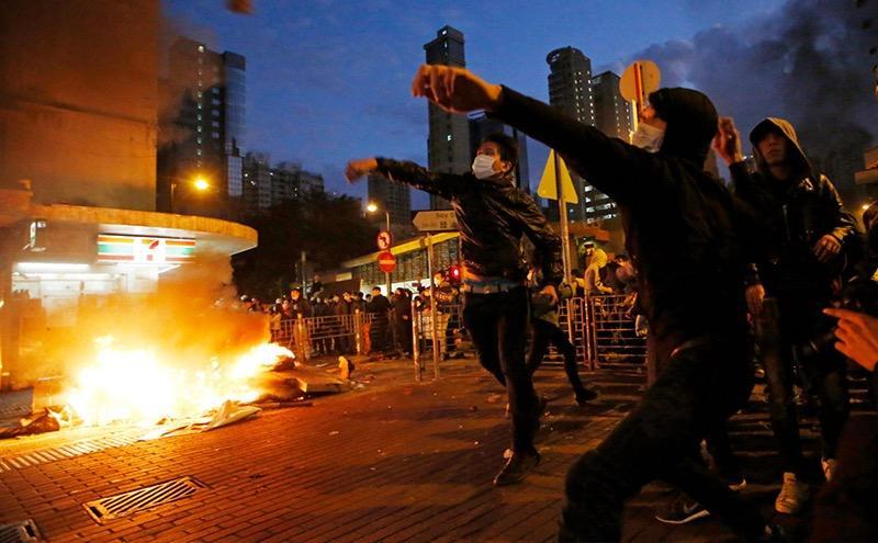 香港出现暴乱的根源在哪?